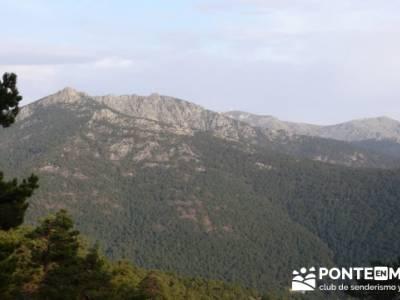 Ruta por el valle de Fuenfría, Siete Picos; agencias senderismo; excursiones senderismo